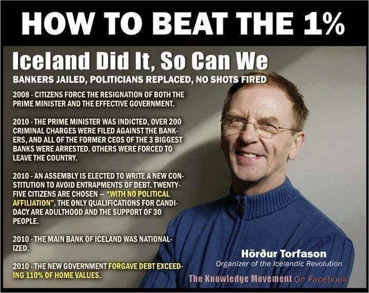 If Iceland Can Do it ...
