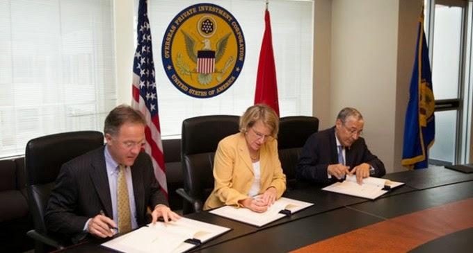 Energie. Un organisme américain privé va investir 5 milliards de dirhams au Maroc