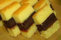 Resep praktis (mudah) kue lapis surabaya spesial (istimewa) enak, legit, lezat