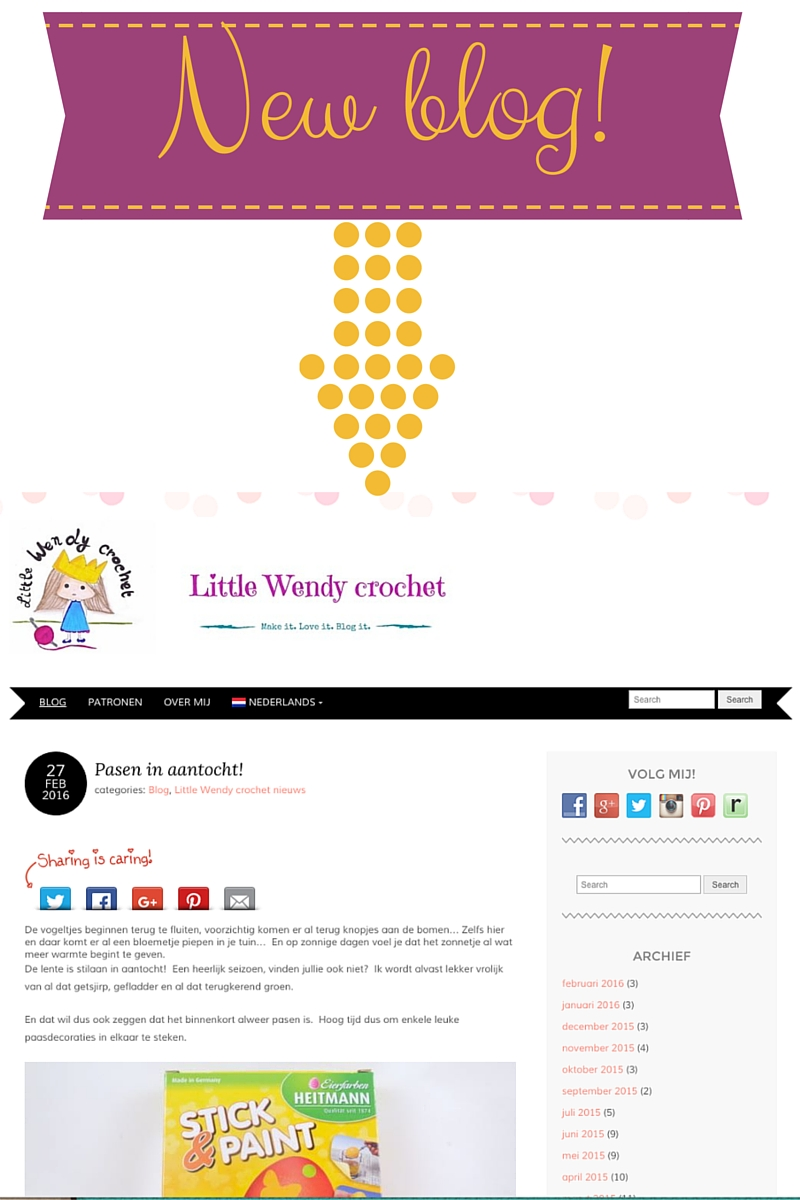 Little Wendy Crochet – Page 6 – Huggable, Safe & Planet friendly ...