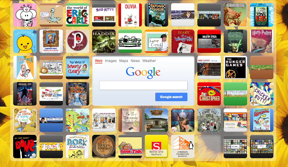 http://www.symbaloo.com/mix/summerreadingfun1