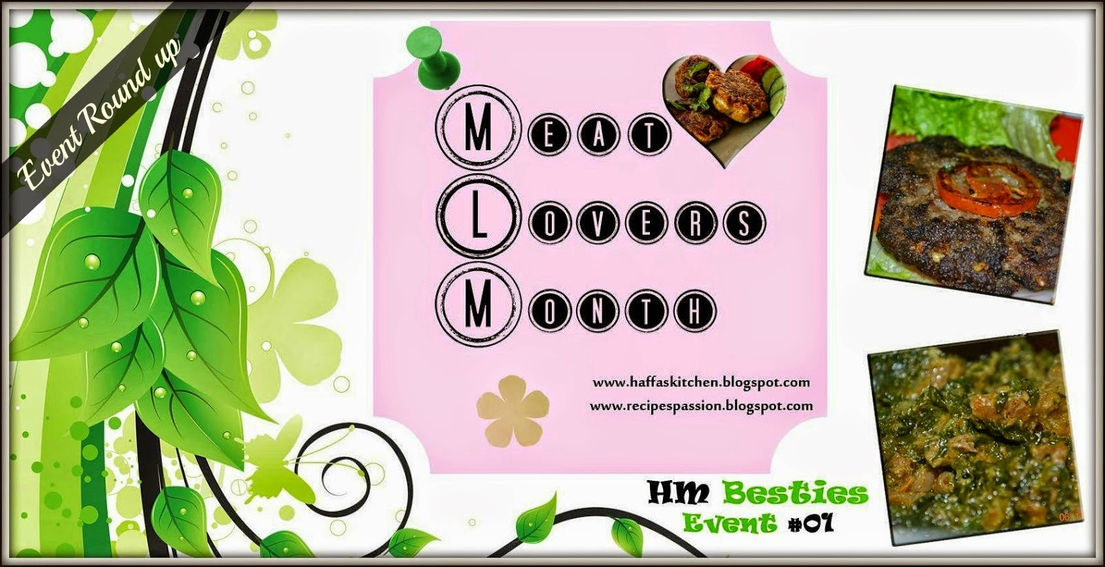 blog events| Event Announcement, Events| Eid ul azha recipes| Haffa Monu Event| Meat Lovers Month| HM Besties Event #1| Meat recipes