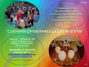 Danzas Circulares-Cuencos de Cuarzo e Instrumentos Ancestrales