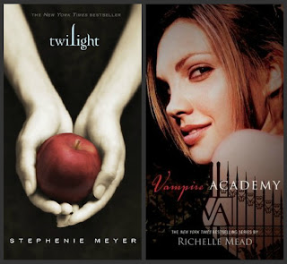 Guest Post: When Twilight Meets Vampire Academy by Jez