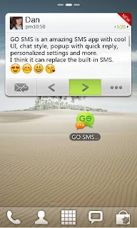 GO SMS Pro 3.69 .apk Best Sms App Android