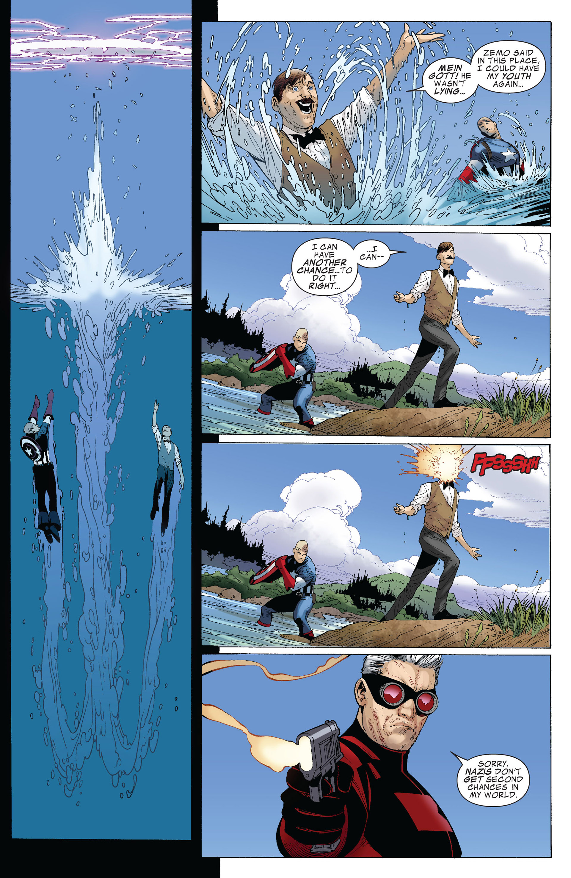 Captain America (2011) Issue #3 #3 - English 21