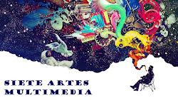 PLATAFORMA WEB CREADA CON TECNOLOGÍA BLOGGER PARA  © Espacio Cultural Siete Artes