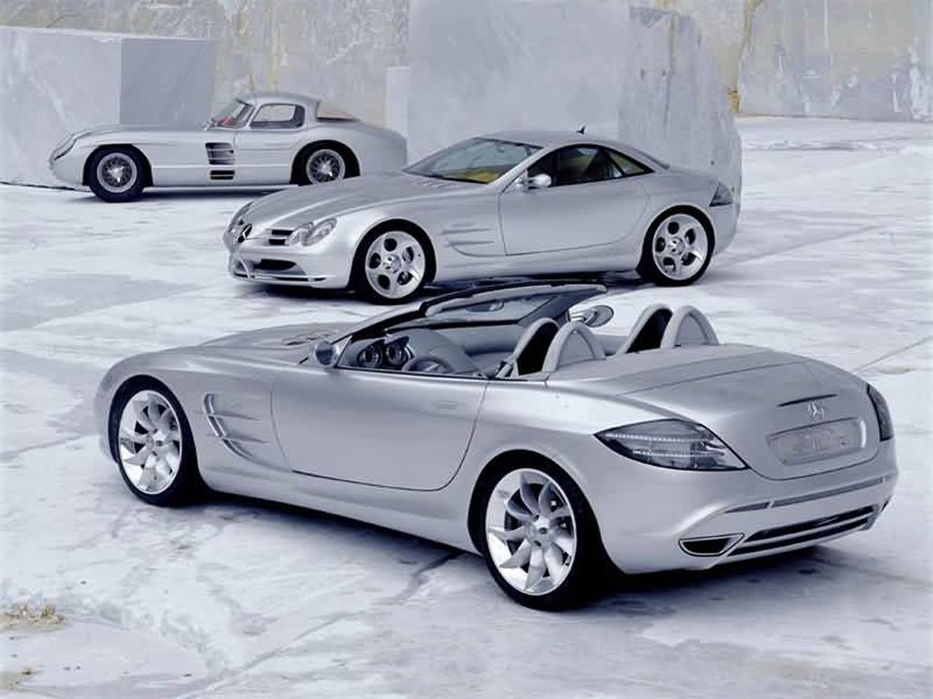 Sports cars mercedes benz for Mercedes benz south bend in