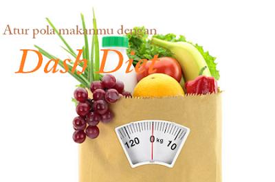 dash diet metode baru turunkan berat badan dan hipertensi