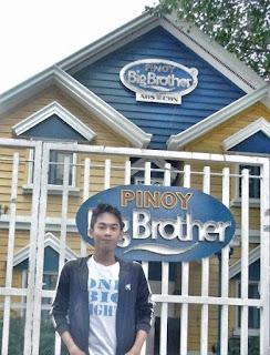 Pinoy Big Brother - Erik Felipe - The Geeky Promdi