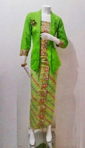 Model Baju Batik Kebaya Restock Encim Seri Manohara