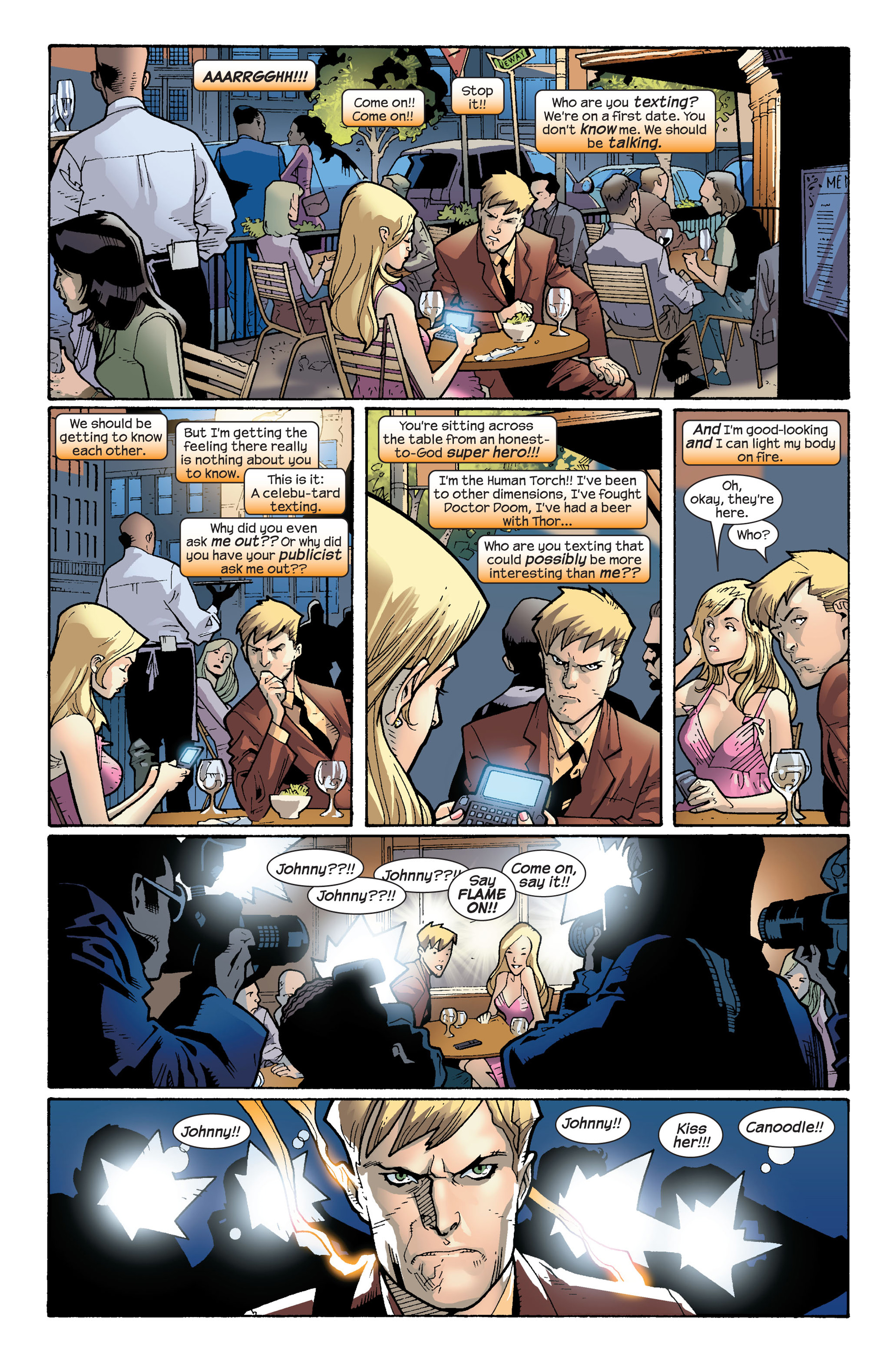 Ultimate Spider-Man (2000) Issue #118 #122 - English 8