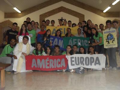 3º Encontro Estadual da JM em Arapiraca/AL