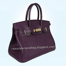 Hermes Birkin 40 Purple
