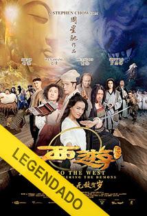 Jornada ao Oeste – Legendado