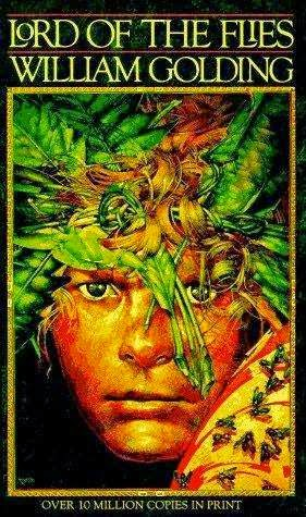 the cover of Lord of the Flies by William Golding