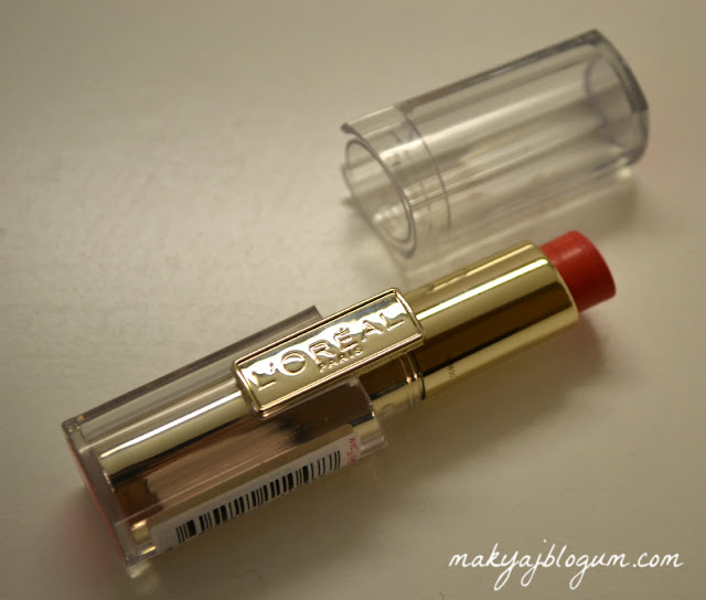 """rouge caresse shine"", ""ruj"""