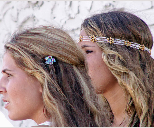 hollywood hairstyle : Crazy Hair Styles: Hippie Hair Styles