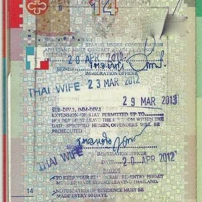 Legal als Digital Nomaden arbeiten auch für Rentner in Thailand