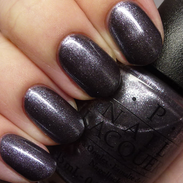 OPI Nail Lacquer No More Mr. Night Sky