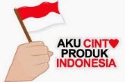 CINTA  PRODUK  INDONESIA  CINTA  BUDAYA  BANGSA  INDONESIA
