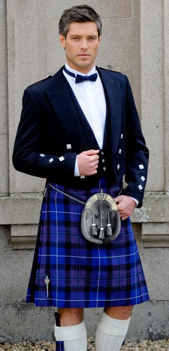 FolkCostume&Embroidery: Scottish Highland Attire