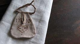 Sewing Pocket Ornament