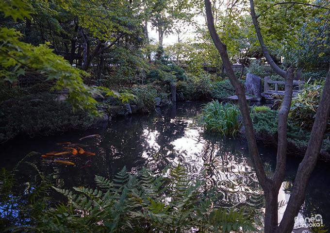 Rakusui-en, Fukuoka