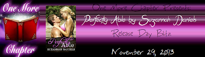 Perfectly Able by Suzannah Danielsrelease day blitz!