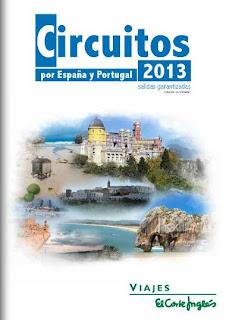 circuitos turisticos españa portugal 2013