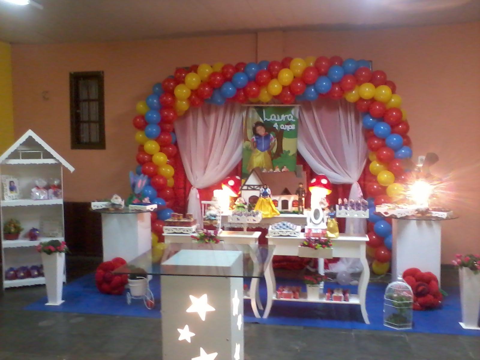 decoracao festa branca de neve provencal:Casa de Festas Sonho de Criança: Branca de Neve Provençal