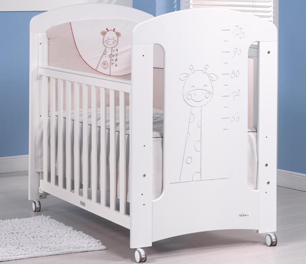 Fraldas rabiscos convertiveis e camas de grades - Camas pequenas para bebes ...
