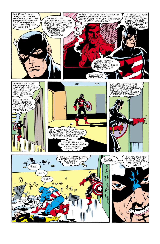 Captain America (1968) Issue #350 #282 - English 27