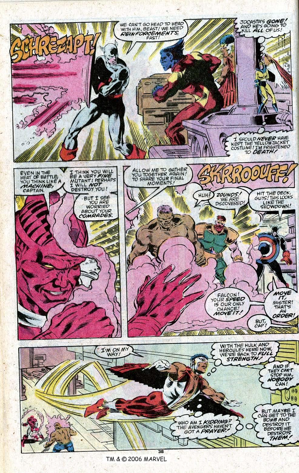 Captain America (1968) Issue #348c #280 - English 40