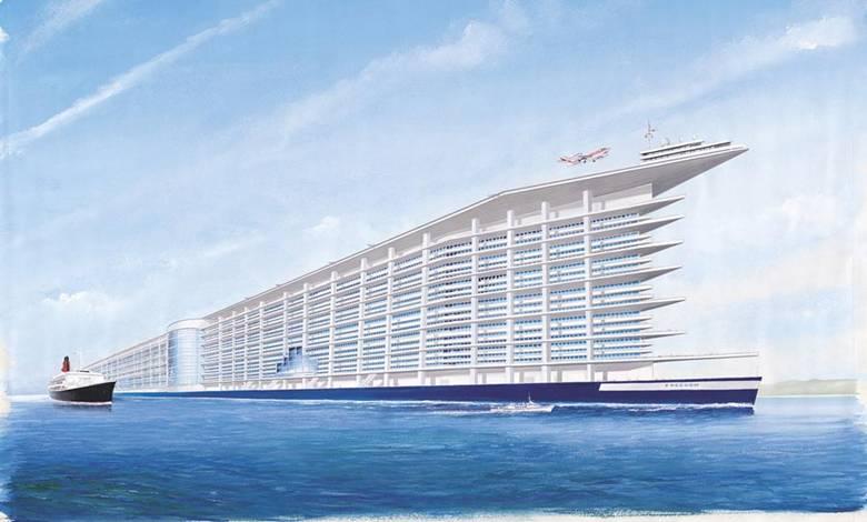 world s biggest ships topix