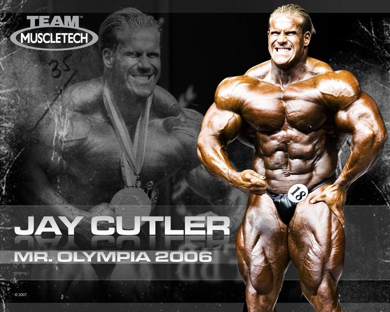 trololo blogg: Wallpaper Jay Cutler Bodybuilder