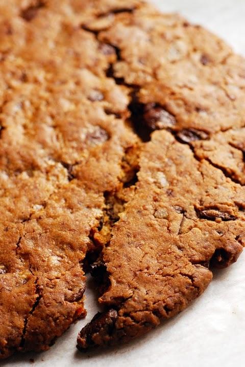 Le vendredi c'est retour vers le futur… Géants les cookies de Guillemette !!!