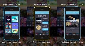 playr aplikasi untuk membuat game untuk iphone