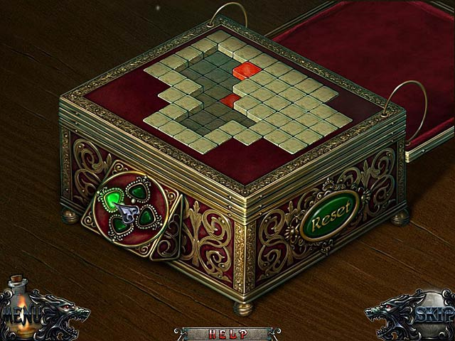 Shadow Wolf Mysteries 2: Bane of the Family Collector's Edition Screenshot 3