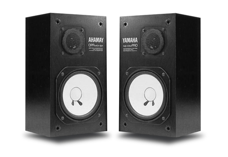 gary noble show yamaha ns 10m speakers discontinued but. Black Bedroom Furniture Sets. Home Design Ideas