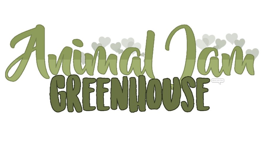 Animal Jam Greenhouse