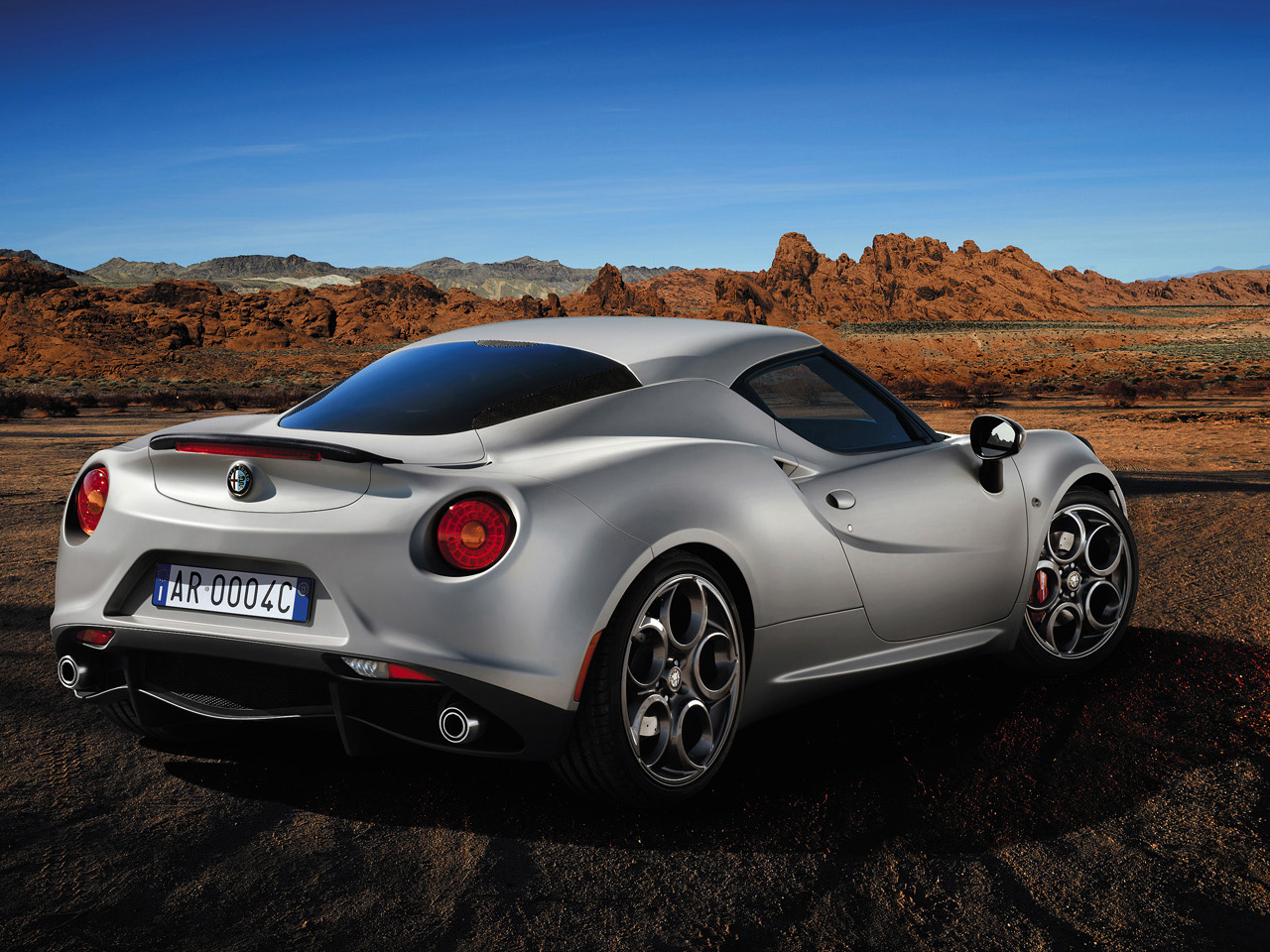 2013 alfa romeo brera 4c views car. Black Bedroom Furniture Sets. Home Design Ideas