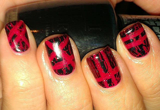 hot pink jelly black shatter