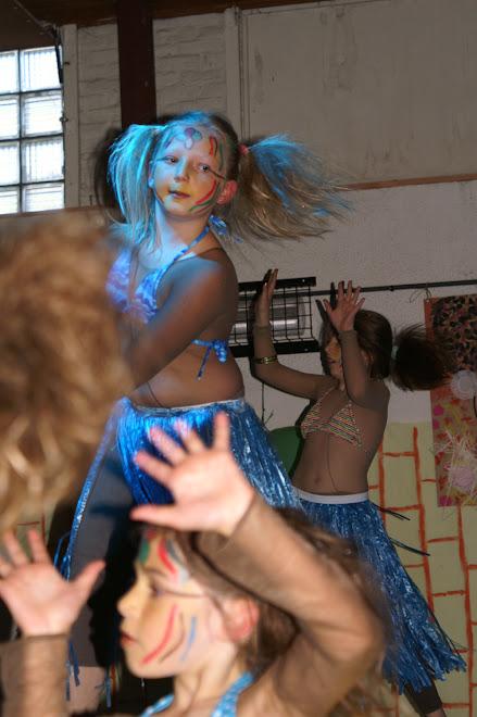 Rachel (danse moderne-jazz 8-10 ans)