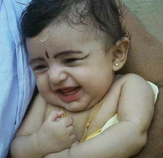 Laughing Baby very Sweet and Cute