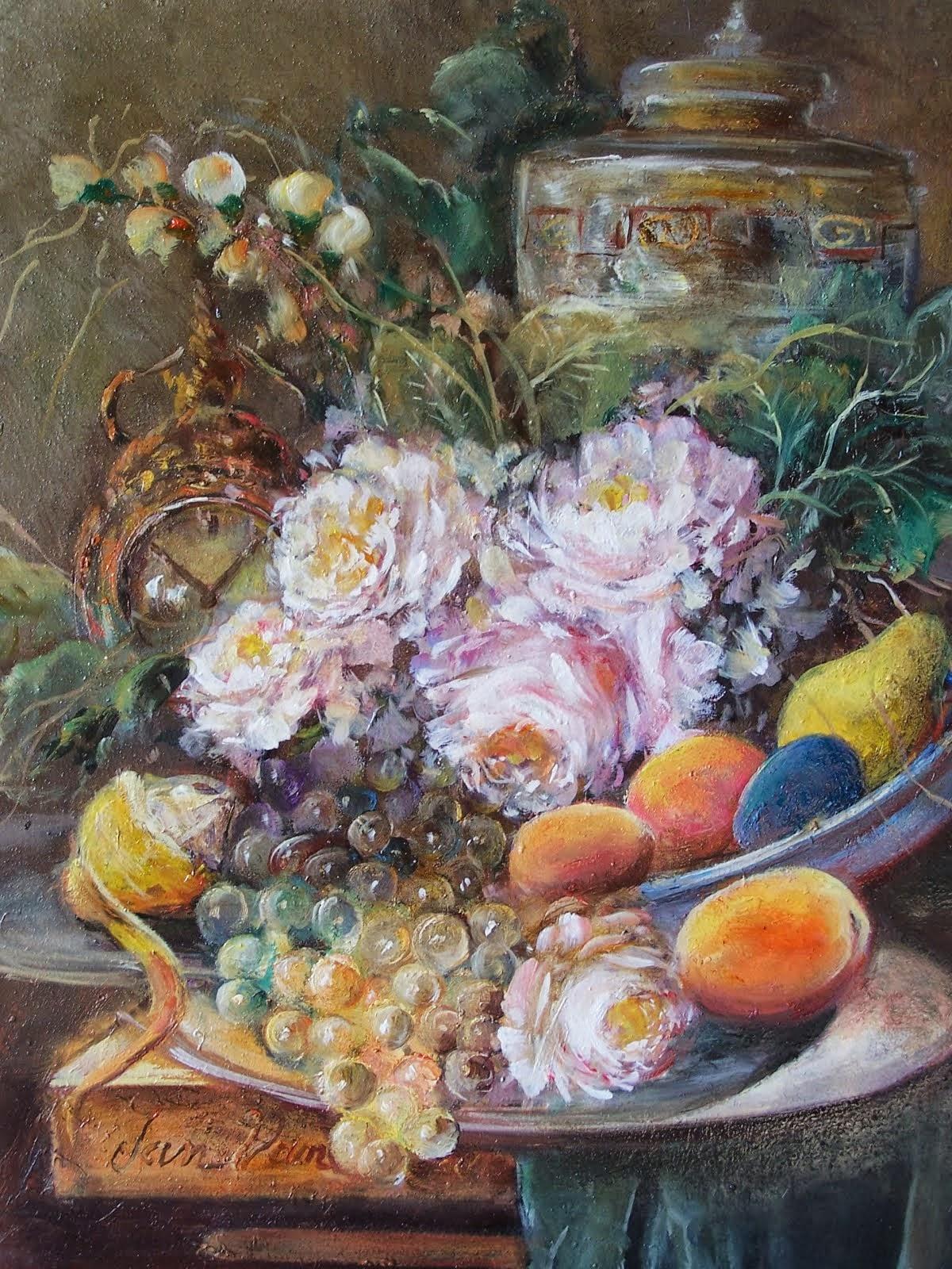 Flori si fructe