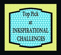 Inkspirational Challenges Top Pick