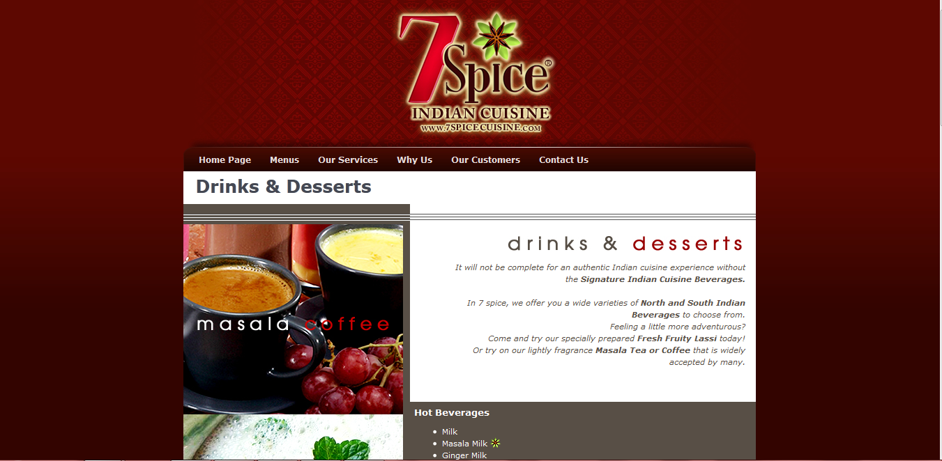 Blog wani sukarno 7 spice indian cuisine for 7 spice indian cuisine