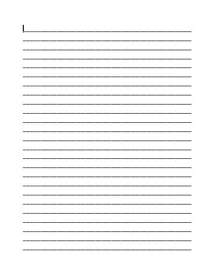 elementary lined paper This pacon multi-program handwriting paper is bright tablet paper ruled short  way on both sides for grades 2 and 3, with red baselines, blue dotted midlines.
