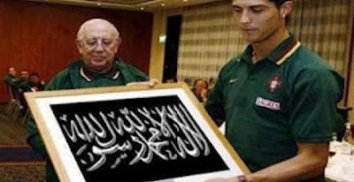 CR7, Real Madrid, Spain, Germany, Mesut Ozil, Islam, Al Quran, Al Fatihah